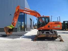 wheeled excavator Doosan DX170W 2011