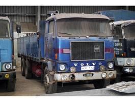 closed box truck > 7.5 t Volvo F88 1974