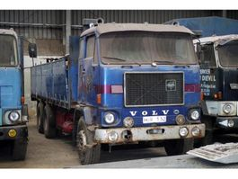 closed box truck > 7.5 t Volvo F88 1974