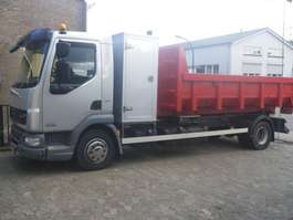 Container-LKW DAF 45 LF 12.220 L 4X2  26.083 KM ORGINAL-EURO 5EEV 2011