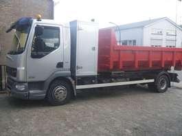 контейнеровоз DAF 45 LF 12.220 L 4X2  26.083 KM ORGINAL-EURO 5EEV 2011