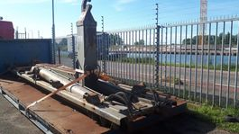 hook arm system 1x haakarm NCH 30 tons systeem