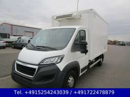 refrigerated closed box lcv Peugeot Boxer 2.2 Kühlkoffer Thermoking V-200 MAX -32°C