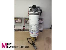 peça do sistema de combustível para veículo comercial ligeiro furgão DAF 1861882 - 2162549 - DAF Verwarmde waterafscheider
