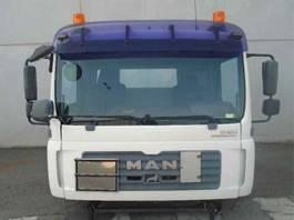 cabine truck part MAN TGA 2007