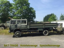 Andere LKW-Teil Iveco Doppelkabine 110-17AW Bundeswehr selten Allrad - Fahrgestell / nur Teile !! 1990