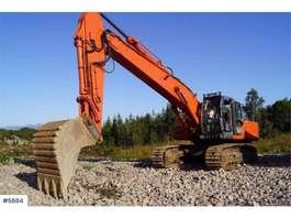 crawler excavator Hitachi ZX350 demolition machine 2005