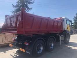 tipper truck MAN TGS 26.440 6x6 top 2009