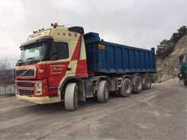 camión de volquete Volvo FM480 kipper 10x4 2005