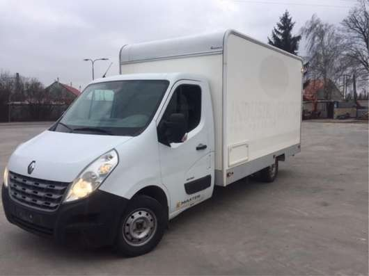 closed box lcv Renault master  150K bj 2011 2011