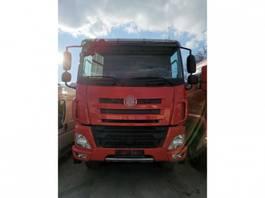 camion con telaio cabinato Tatra phoenix 460 8x8 euro 6 2017