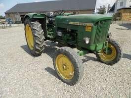 tracteur de collection John Deere Lanz 710 1963