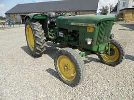 trattore oldtimer (d'epoca) John Deere Lanz 710 1963