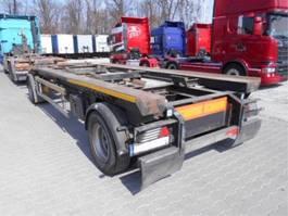 Container-Fahrgestell Auflieger Huffermann ABROLL Anhanger 2008