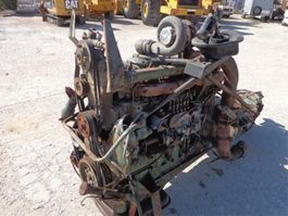 Engine truck part Volvo TD120A FROM VOLVO F89 1975