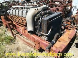 Engine truck part Mercedes Benz OM 403 V10