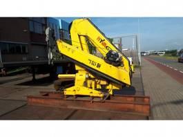 Grúa pieza de camión Hiab HB 170X E2 2009
