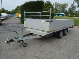 flatbed car trailer Saris plateauwagen 2013