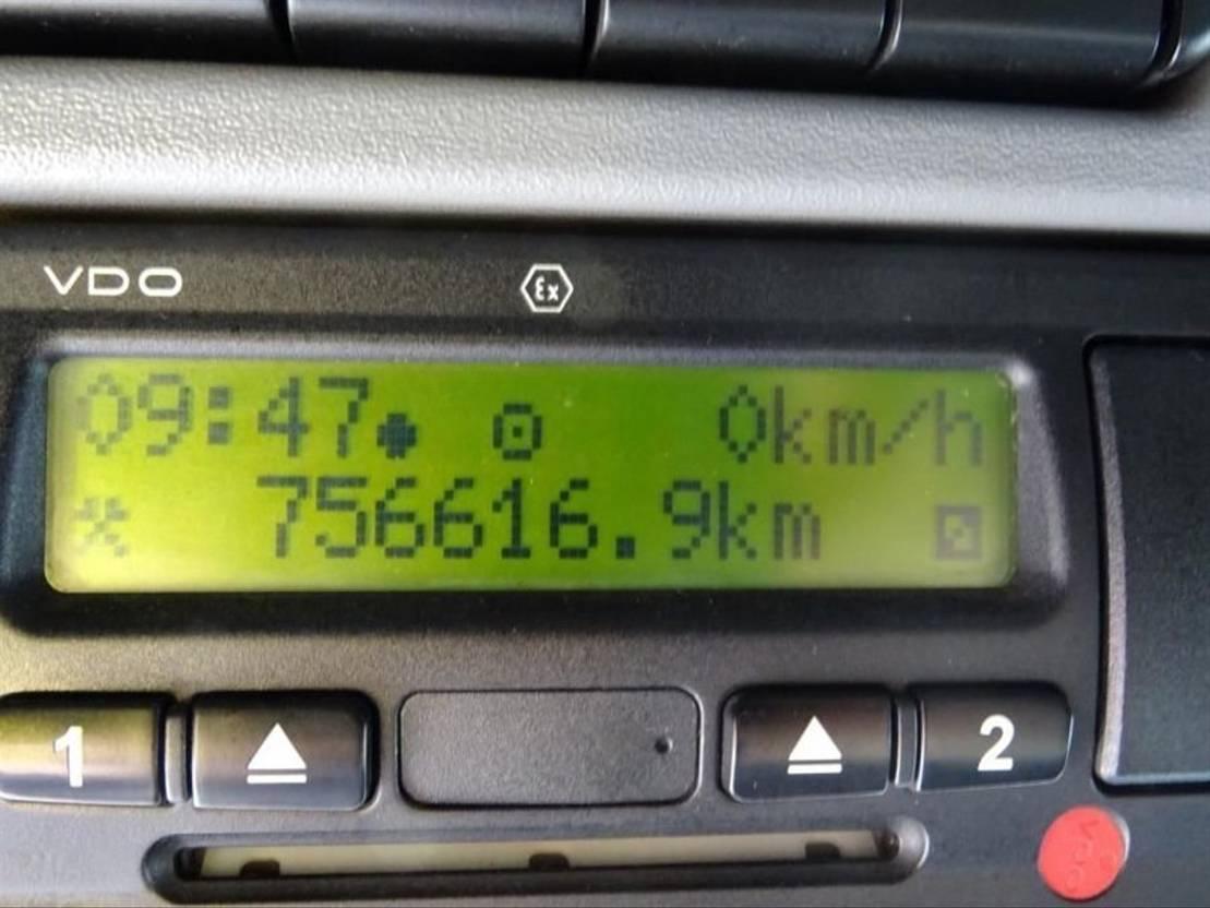 cab over engine Mercedes Benz ACTROS 1846 LS/LH 2006