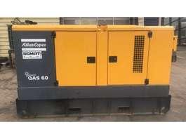 генератор Atlas Copco Atlas Copco QAS 60 generator 2013