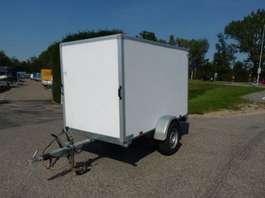 closed box car trailer Saris gesloten wagen 2013