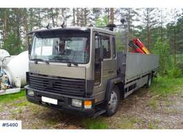 автокран Volvo FL614 m/bakmontert Palfinger PK5200 1992