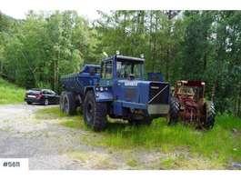 dumper gommato Volvo Dumper 280 6x4 1975