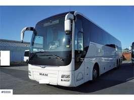 tourist bus MAN Lion`s coach 3 aks buss 59 Seter 2014