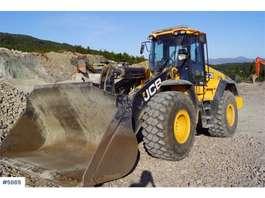 wheel loader JCB 457 ZX wheel loader 2014