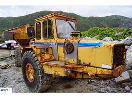 camión volquete de rueda Volvo 861 6x6 1986