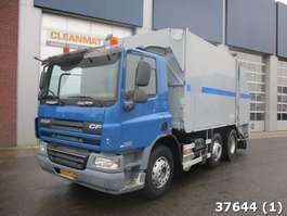 garbage truck DAF FAG 75 CF 310 Euro 5 EEV 2008