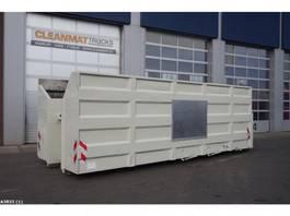 kontener z otwartym dachem Glass collection container 35m3 2010