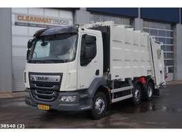garbage truck DAF FAG LF 260 Euro 6 2019