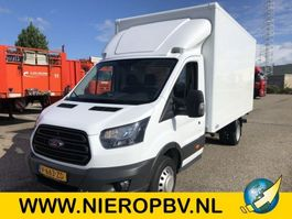 closed box lcv < 7.5 t Ford transit bakwagen laadklep airco 91000km 2017