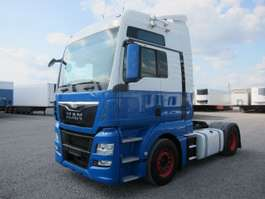 cab over engine MAN 18.440 BLS TGX Euro 6 Intarder XXL 2014