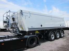 tipper semi trailer Schmitz Cargobull SKI 24 Thermomulde Alu 25m³ neu Lift Alcoa LED 2019