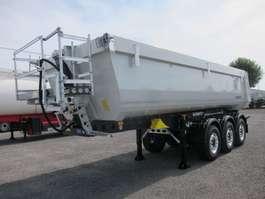 tipper semi trailer Schmitz Cargobull SKI 24 Stahl 24m³ Liftachse Aluräder LED neu 2019