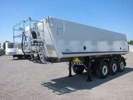 tipper semi trailer Schmitz Cargobull SKI 24 Thermomulde Alu 26m³ neu Lift Alcoa LED 2019