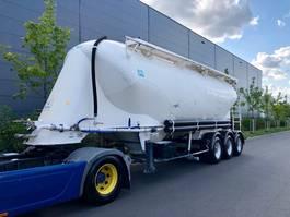 tank semi trailer semi trailer SPITZER Eurovrac SF2439/2 PI - SF 39/2PI / SILO 1999