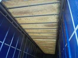 sliding curtain semi trailer Lag LAG-EN KRONE 2010