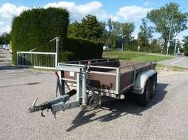 flatbed car trailer Verdonk open bakwagen 1997