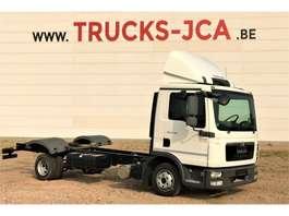 podwozie ciężarówki z kabiną MAN MAN TGL 8.180   €20.000,- 2013
