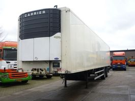 refrigerated semi trailer Ackermann VS-F 18/13.6 E-ZG 2002