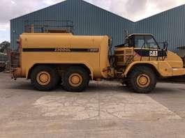 camião basculante com rodas Caterpillar 725 2007