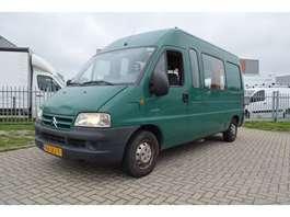 bus camper Citroën JUMPER 33 LH 2.0 LPG/G3 Camper 2004