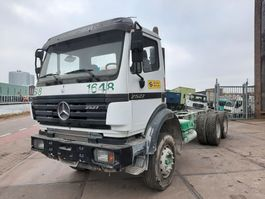 chassis cab truck Mercedes-Benz 2527 SK 1997