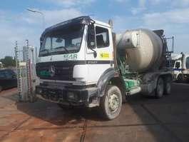 camion betoniera Mercedes Benz 2527 SK + mixer 1997
