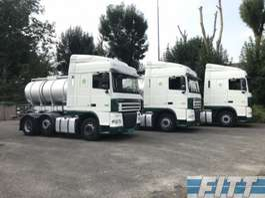caminhão trator DAF FTG XF 105/460 6x2  ATE  39BBX6 2013