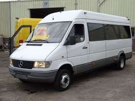 autobús taxi Mercedes Benz 412D Sprinter Passenger Bus 20 Seats 1998