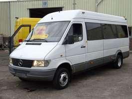 minibus Mercedes Benz 412D Sprinter Passenger Bus 20 Seats 1998